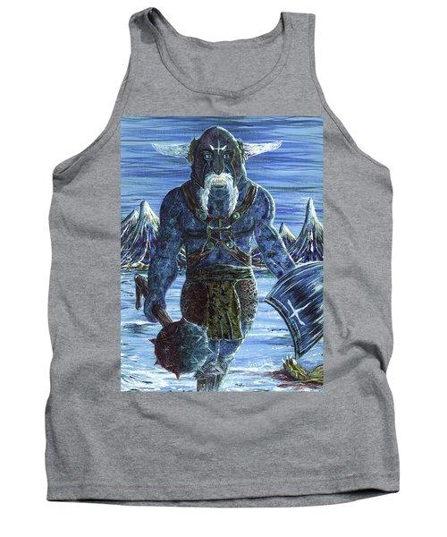 Ice Viking Tank Top