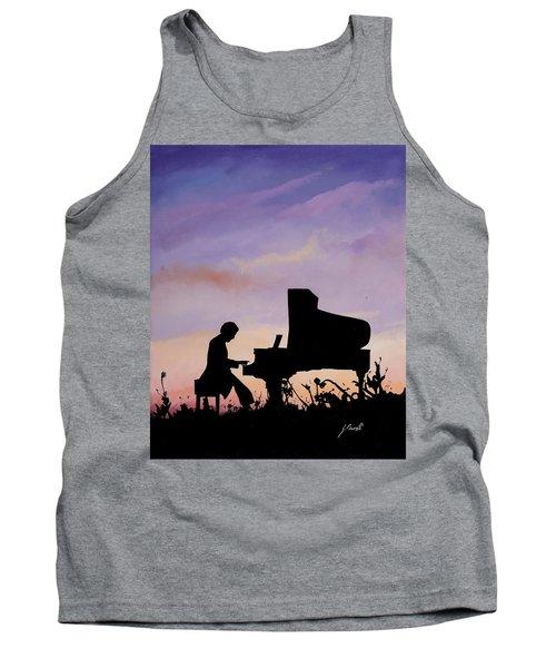 Il Pianista Tank Top