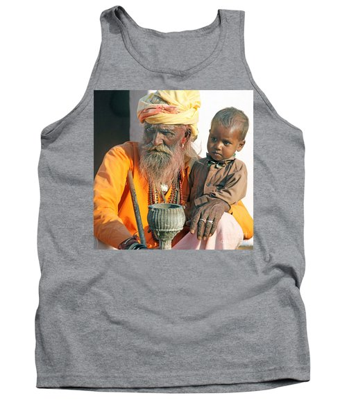 Immortality Tank Top