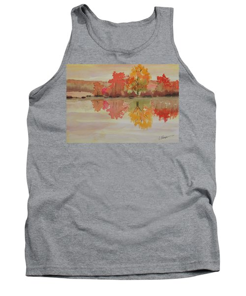 Impressions Of Fall Tank Top