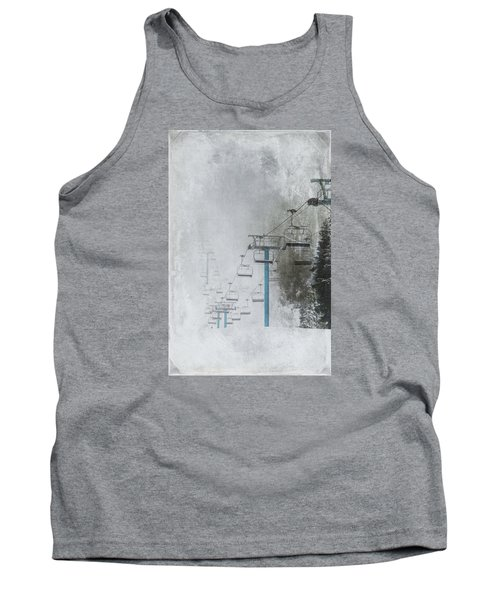 In Anticipation Tank Top by Marilyn Wilson