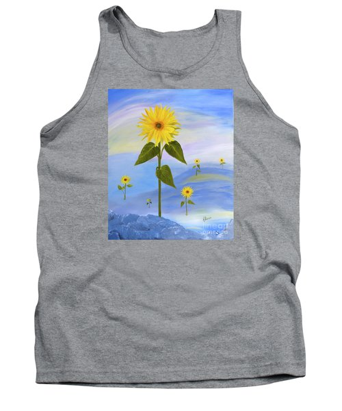 In His Image Tank Top