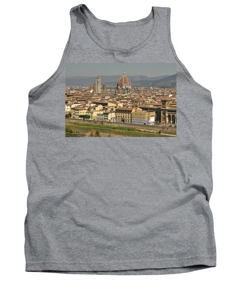 In Love With Firenze - 2 Tank Top
