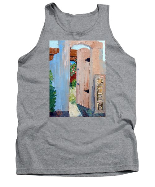 In Old Mesilla Nm Tank Top