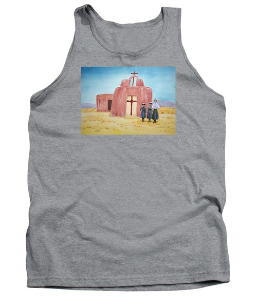 In Old New Mexico II Tank Top