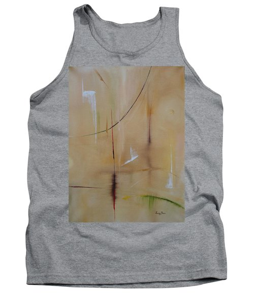 In Pursuit Of Youth Tank Top by Judith Rhue