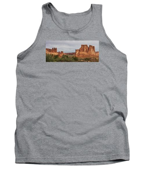 Tank Top featuring the photograph In The Canyon by Bruce Bley