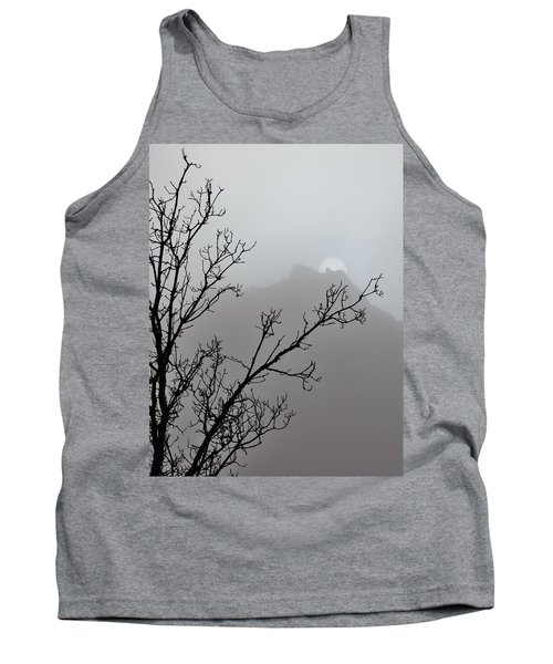 In The Silence Tank Top