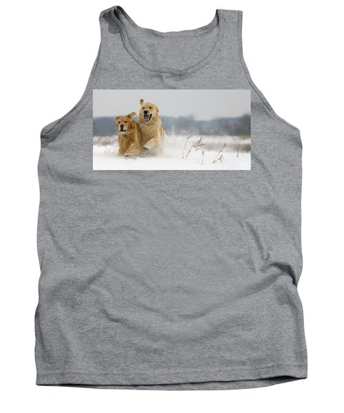 In Their Element Tank Top