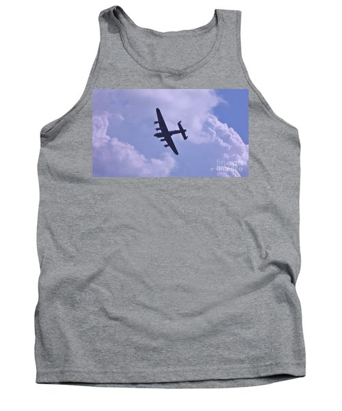 In To The Clouds Tank Top