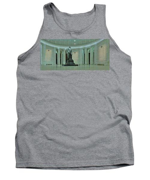 Inside The Jefferson Memorial Tank Top