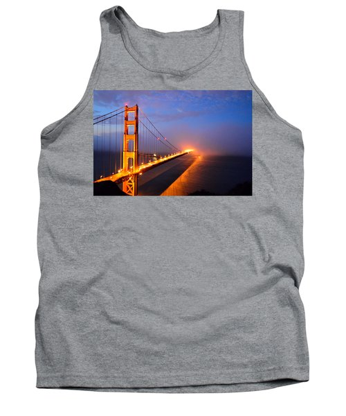 Inspiration  Moved Me Brightly Tank Top