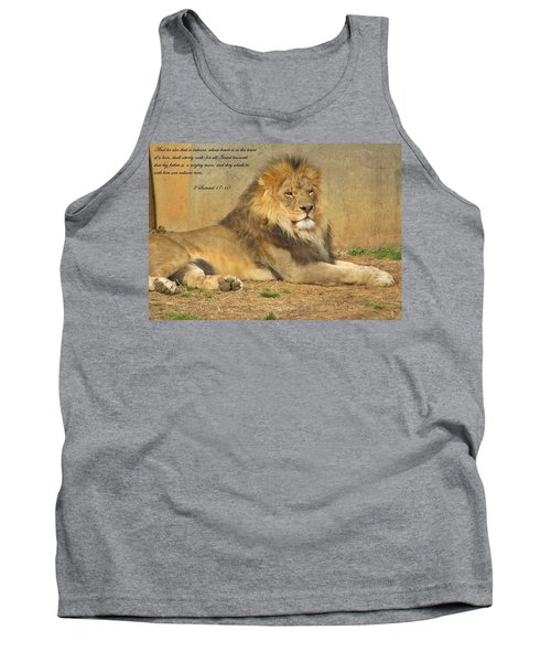 Inspirations 2 Tank Top by Sara  Raber