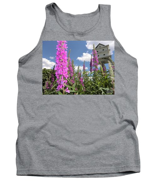 Inspiring Peace - Signed Tank Top