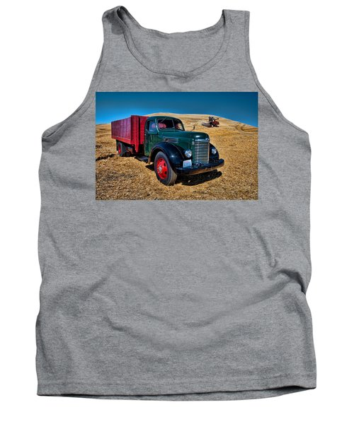 International Farm Truck Tank Top