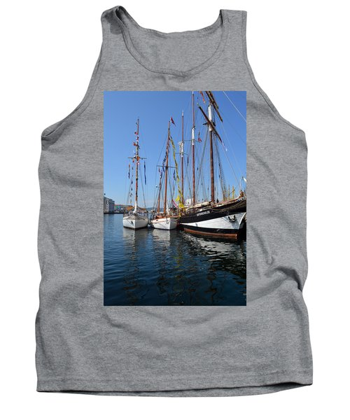 International Sailing Festival In Bergen Norway 2 Tank Top
