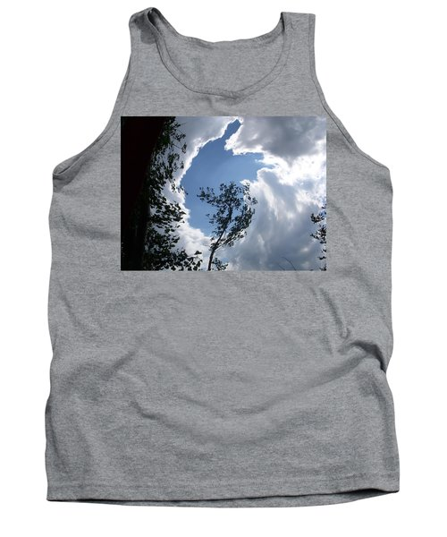 Into The Sky Tank Top by Aimee L Maher Photography and Art Visit ALMGallerydotcom