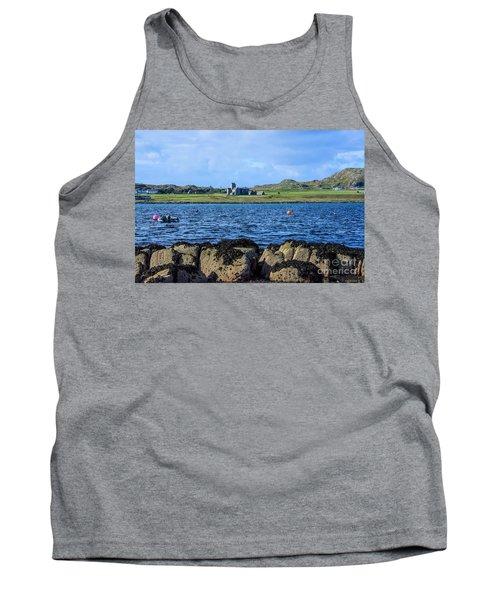 Iona Abbey Isle Of Iona Tank Top