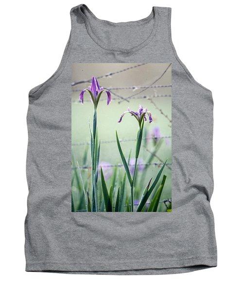 Irises2 Tank Top