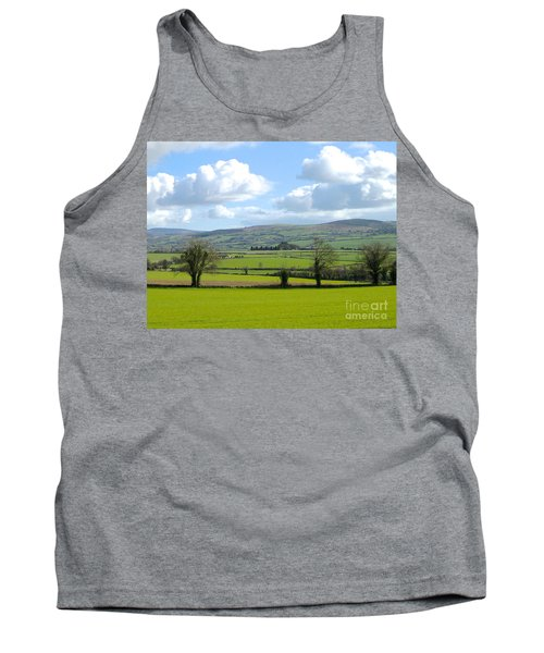 Tank Top featuring the photograph Irish Spring by Suzanne Oesterling