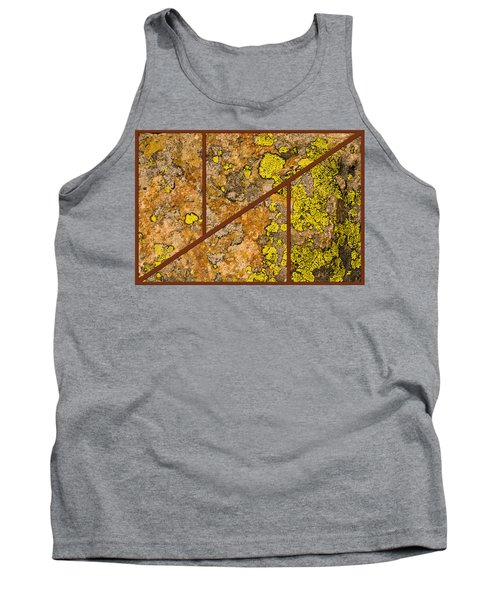 Iron And Lichen Tank Top