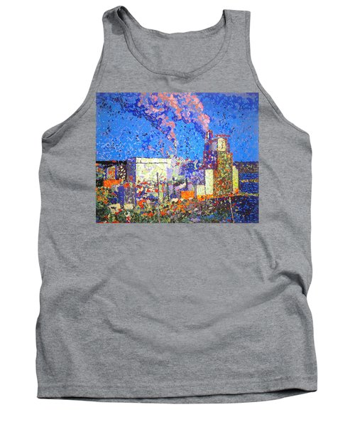 Irving Pulp Mill II Tank Top
