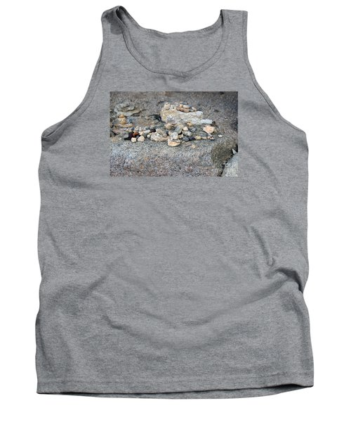 Tank Top featuring the photograph Ishi by Cassandra Buckley