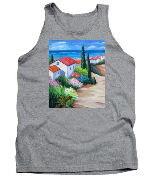 Island Paradise Tank Top
