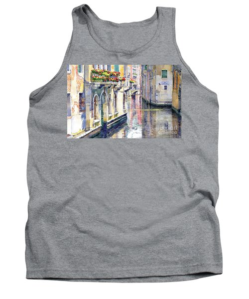 Italy Venice Midday Tank Top