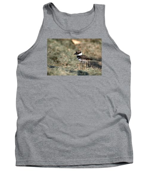 Its A Killdeer Babe Tank Top by Skip Willits