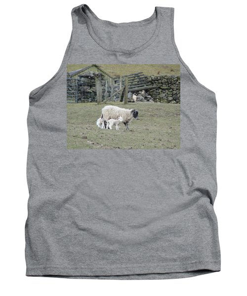 It's Spring Time Tank Top by Tiffany Erdman