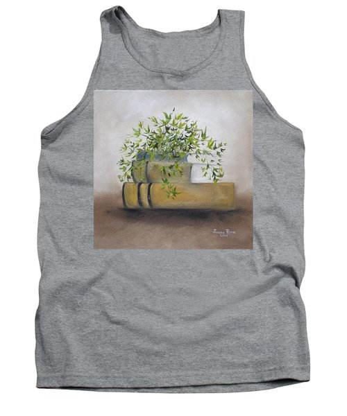 Ivy League Tank Top by Judith Rhue