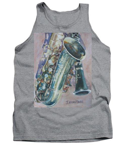 Jazz Buddies Tank Top
