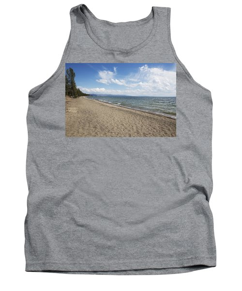 Yellowstone Lake Tank Top by Belinda Greb