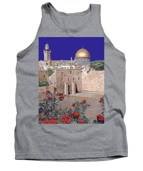 Jerusalem Tank Top