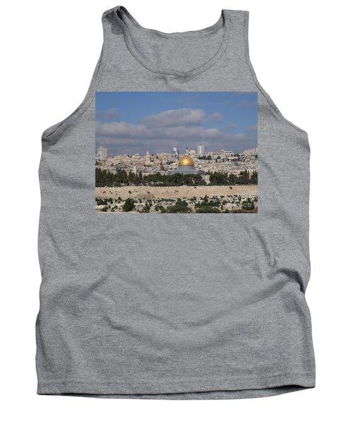 Jerusalem Old City Tank Top