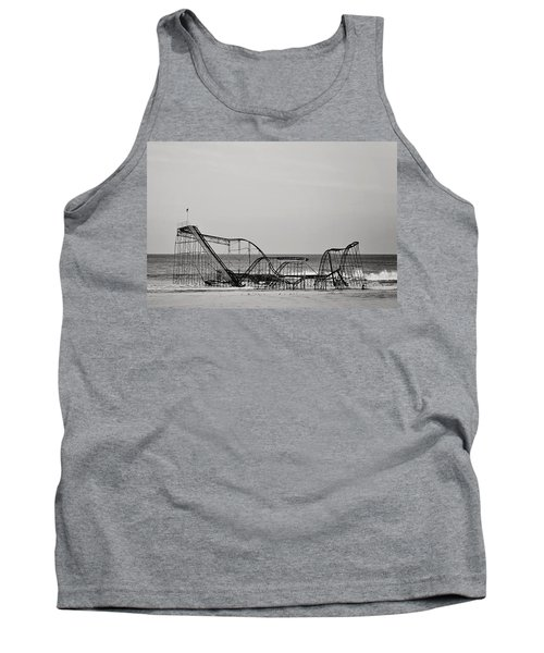 Jet Star  Tank Top by Terry DeLuco