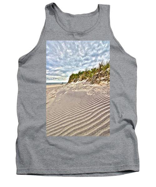Jetty Four Dune Stripes Tank Top