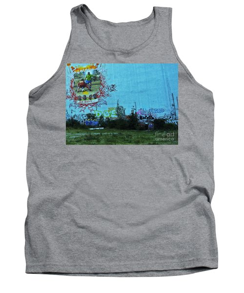 Tank Top featuring the photograph Joga Bonito - The Beautiful Game by Andy Prendy