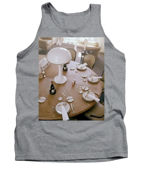 John Dickinson's Dining Table Tank Top