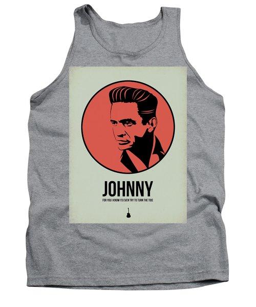 Johnny Poster 2 Tank Top