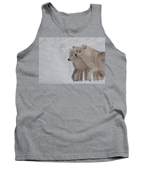Tank Top featuring the photograph Joined At The Hip by Bianca Nadeau