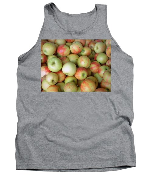 Jonagold Apples Tank Top by Joseph Skompski