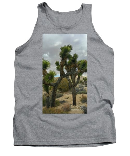 Joshua Cloudz Tank Top