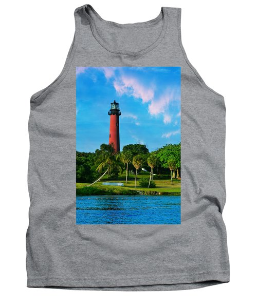 Jupiter Florida Lighthouse Tank Top