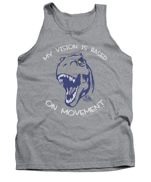 Jurassic Park - My Vision Tank Top by Brand A