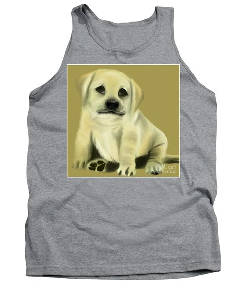 Just Love Me Please Tank Top
