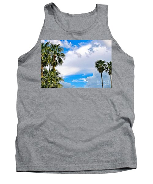 Just Mingling Tank Top by Angela J Wright