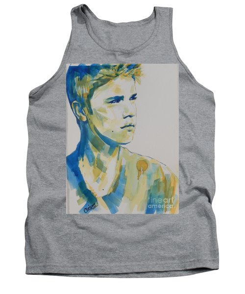 Justin Bieber Tank Top