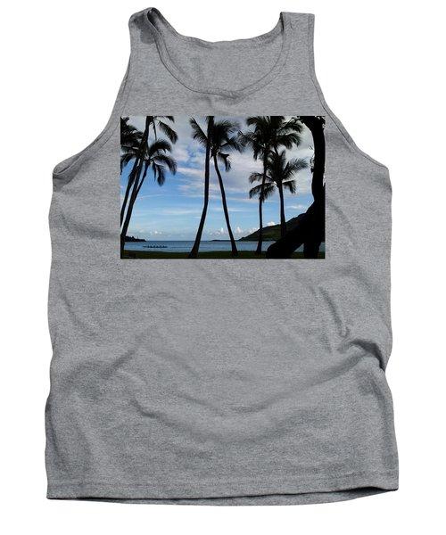 Kalapaki Beach Kauai Tank Top